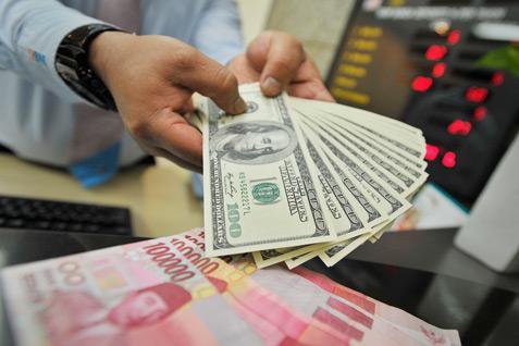 Rupiah ke Dollar
