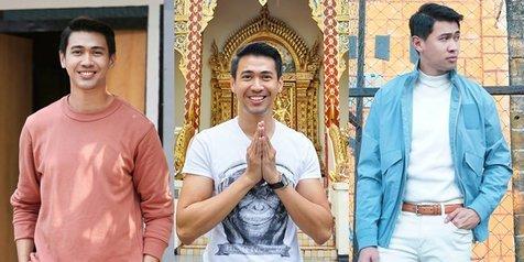 Pernah Jadi Bintang Iklan di Thailand, Ini 8 Potret Hessel Steven Pemain 'KISAH NYATA' Indosiar